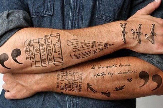 tatuajes para antebrazos