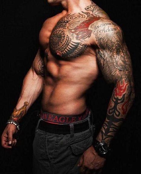 tattoo tribal antebrazo