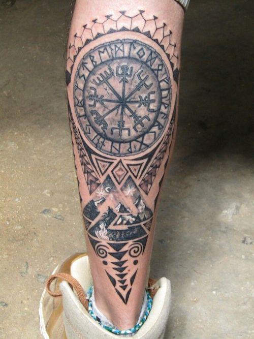 tattoo de Runas 2019